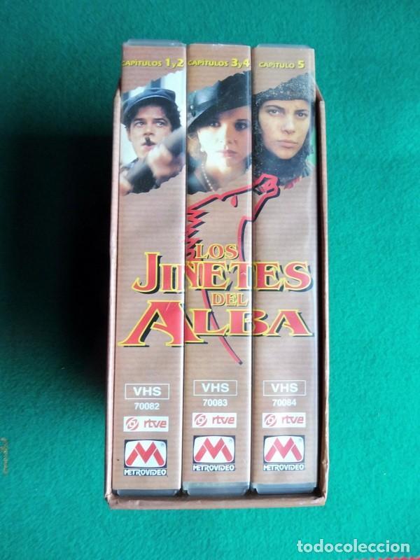 Cine: PAQUETE DE 10 LOTES DE PELÍCULAS VHS COLECCIONES COMPLETAS - Foto 6 - 146516370