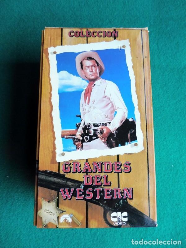 Cine: PAQUETE DE 10 LOTES DE PELÍCULAS VHS COLECCIONES COMPLETAS - Foto 7 - 146516370