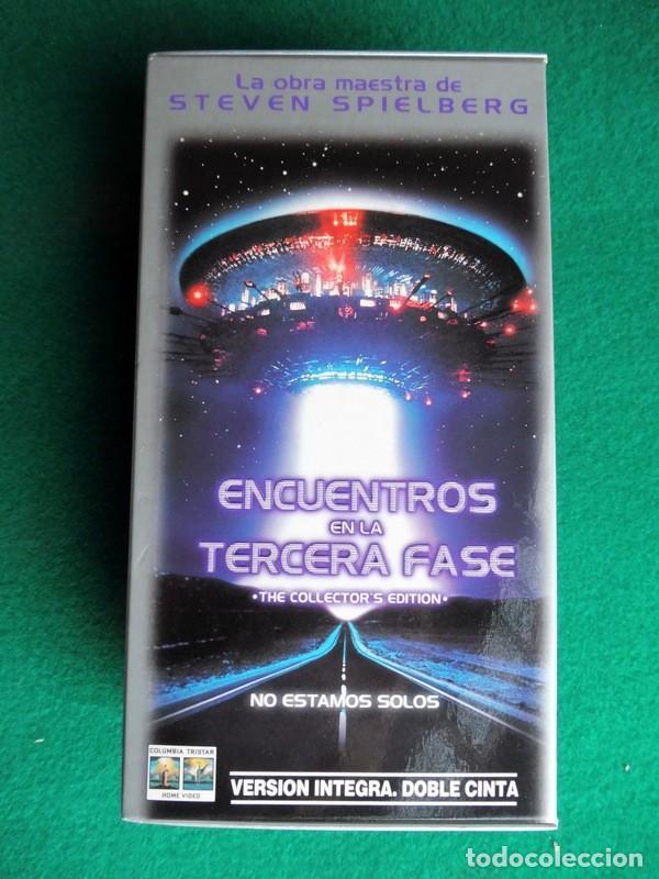 Cine: PAQUETE DE 10 LOTES DE PELÍCULAS VHS COLECCIONES COMPLETAS - Foto 12 - 146516370