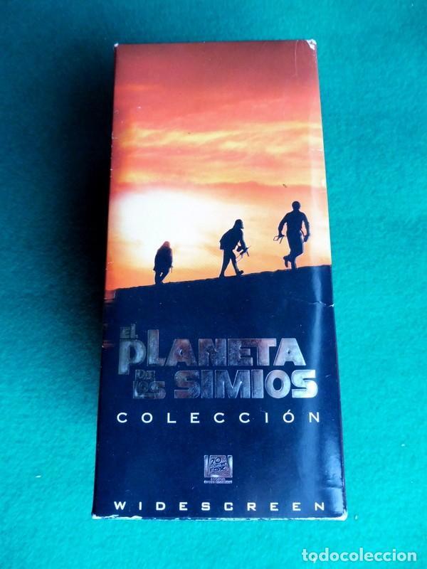 Cine: PAQUETE DE 10 LOTES DE PELÍCULAS VHS COLECCIONES COMPLETAS - Foto 14 - 146516370