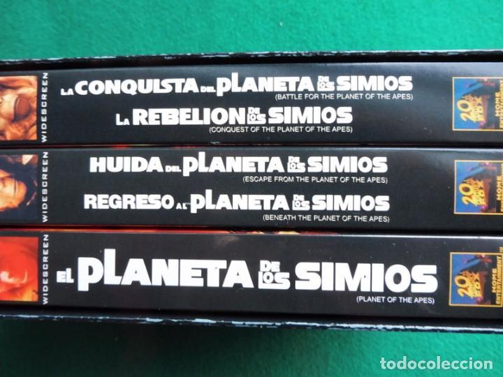 Cine: PAQUETE DE 10 LOTES DE PELÍCULAS VHS COLECCIONES COMPLETAS - Foto 15 - 146516370