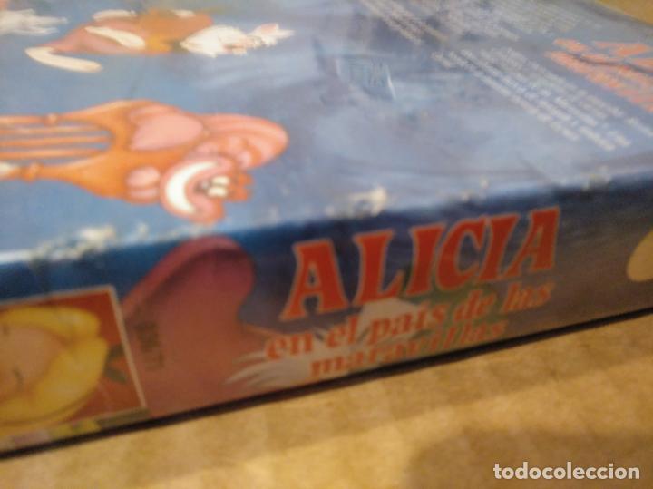 Cine: Alicia en el pais de las maravillas vhs 1ªedicion 1990 audio antiguo - Foto 11 - 146729866