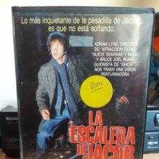 Cine: LA ESCALERA DE JACOB VHS. Lote 146994572
