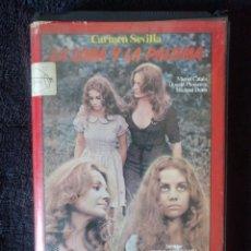 Cine: LA LOBA Y LA PALOMA VHS CARMEN SEVILLA. Lote 147001364
