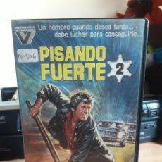 Cine: PISANDO FUERTE 2 (VHS). Lote 147038242