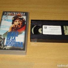 Cine: ALMAS EN LA HOGUERA (GREGORY PECK). PELÍCULA VHS. COLECCIÓN CINE BÉLICO. 8420266210753. Lote 147072294