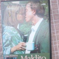 Cine: VHS - MALDITO NICK CON BRIDGET FONDA Y TIM ROTH -VER FOTOS . Lote 147107662