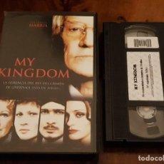 Cine: MY KINGDOM - DON BOYD - NEAL WEISMAN , GABRIELA BACHER - PLANETA 2003. Lote 147333890