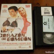 Cine: CORAZON DE BOMBON - ALVARO SAENZ DE HEREDIA - AGATA LYS , JOSE CONDE - LAUREN 2001. Lote 147334258