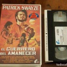 Cine: EL GUERRERO DEL AMANECER - LANCE HOOL - PATRICK SWAYZE , LISA NIEMI - FILMAYER 1990. Lote 147336570