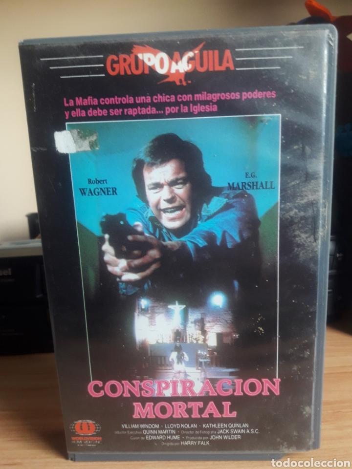 CONSPIRACIÓN MORTAL VHS (Cine - Películas - VHS)