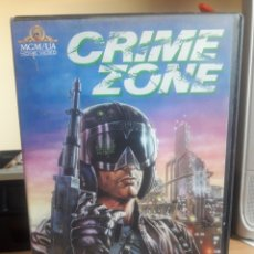Cine - Crime Zone vhs - 147453516