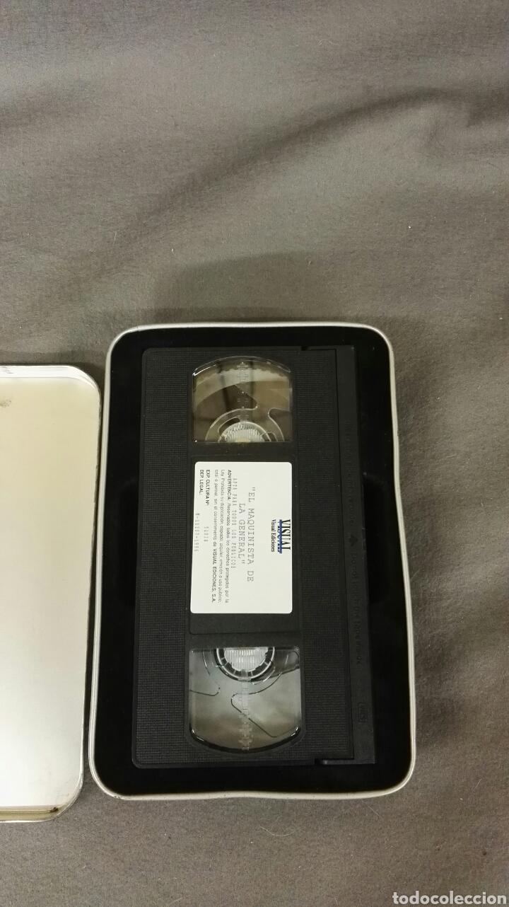 Cine: La maquinista de la General.VHS - Foto 2 - 147578368