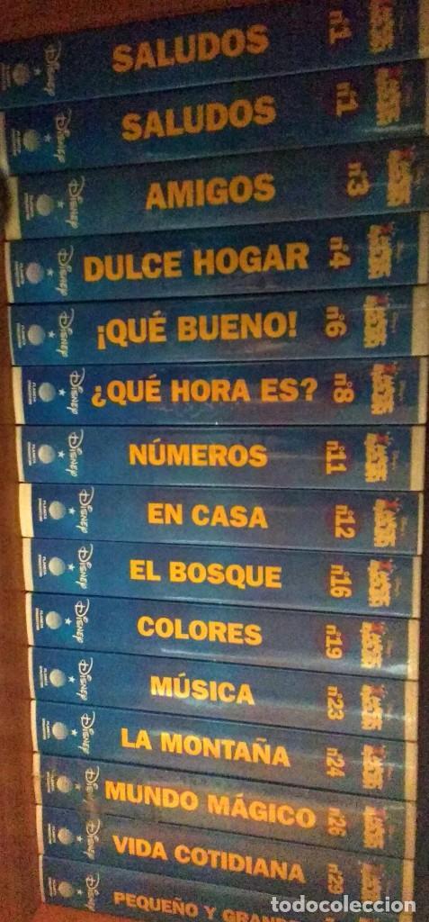 CINTAS VHS DE DIBUJOS DE DISNEY MICKEY MOUSE AMIGOS SALUDOS DULCE HOGAR (Cine - Películas - VHS)