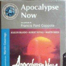 Cine: TODOVHS: PRECINTADO. APOCALYPSE NOW FRANCIS FORD COPPOLA (MARTIN SHEEN, MARLON BRANDO, ROBERT DUVALL. Lote 147788926