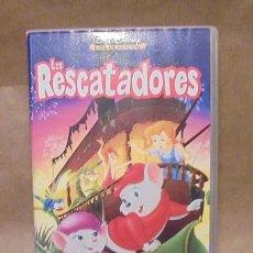 Cine: LOS RESCATADORES - VHS - WALT DISNEY - LOS CLÁSICOS. Lote 147942930