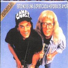 Cine: VHS ZANE'S WORLD 1º PARTE - DOBLADA AL CASTELLANO. Lote 147943526