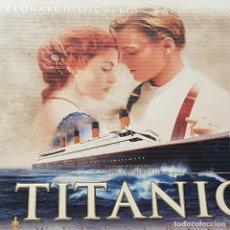 Cine: PELICULA ESPECIAL VHS TITANIC. Lote 148026618