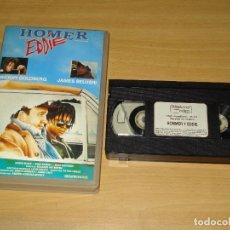 Cine: HOMER Y EDDIE. PELÍCULA VHS. AÑO 1990. Lote 148058810