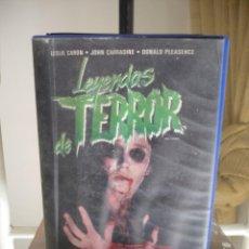 Cine: LEYENDAS DE TERROR VHS.. Lote 148204930