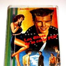 Cine: LOS BLUES DE LA CALLE POP (1983) - JESÚS FRANCO ANTONIO MAYANS LINA ROMAY AGUSTÍN GARCÍA VHS. Lote 148248502
