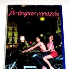 Cine: DE TRIPAS CORAZON (1985) - JULIO SÁNCHEZ VALDÉS JOSÉ LUIS FERNÁNDEZ 'PIRRI' JUAN DIEGO VHS. Lote 148248590