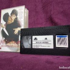 Cine: MARUJAS ASESINAS, EN VHS, ORIGINAL, CON CARÁTULA. Lote 148531718