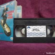 Cine: AGÁRRALO COMO PUEDAS EN VHS, ORIGINAL, CON CARÁTULA. Lote 148536278
