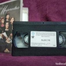 Cine: MUJERCITAS EN VHS, ORIGINAL, CON CARÁTULA. Lote 148536510