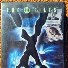Cine: ((SERIE TV-VHS)) ARCHIVO X, THE X FILES, LOS SECRETOS DE EXPEDIENTE-X -1995. Lote 149013746