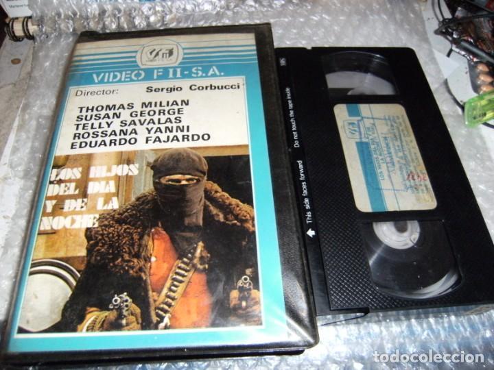 LOS HIJOS DEL DIA Y DE LA NOCHE - TOMAS MILIAN - 1ª EDICION (Cine - Películas - VHS)