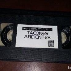 Cine: CINTA DE VIDEO VHS EROTICA PORNO PORNOGRAFÍA SEXO TACONES ARDIENTES . Lote 149587118