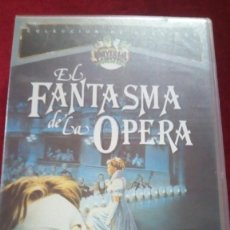 Cine: EL FANTASMA DE LA ÓPERA. Lote 150115318