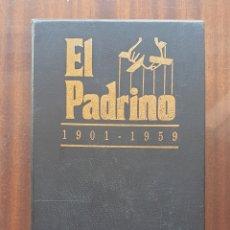 Cine: VHS - PACK 3 VHS TRILOGIA EL PADRINO CON LIBRETO. Lote 150749697