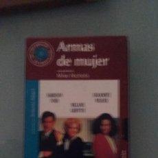 Cine: VIDEO VHS. ARMAS DE MUJER. MIKE NICHOLS. EL MUNDO.2000. Lote 150831738