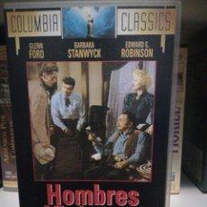 Cine: HOMBRES VIOLENTOS - PEDIDO MINIMO 5€. Lote 151019502