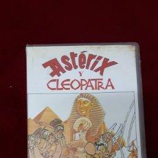 Cine: ASTÉRIX Y CLEOPATRA, VHS.. Lote 151067740