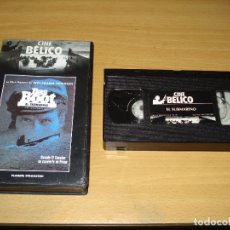 Cine: DAS BOOT / EL SUBMARINO (COLECCIÓN CINE BÉLICO). PELÍCULA VHS. 1997. PLANETA DE AGOSTINI. Lote 151134834