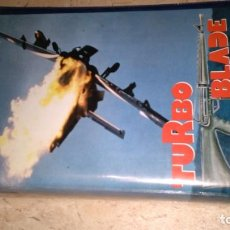 Cine: VHS TURBO BLADE , DAVID JANSSEN. Lote 151161098