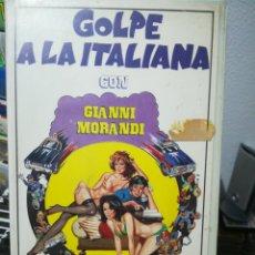 Cine: GOLPE A LA ITALIANA - REGALO TRANSFER - PAOLO BIANCHINI. Lote 151163284