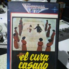 Cine: EL CURA CASADO - REGALO TRANSFER - PELICULA COMPLETA. Lote 151163677