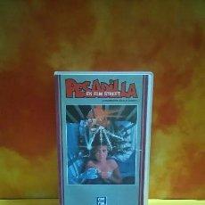 Cine: PESADILLA EN ELM STREET, CINTA VHS. Lote 151464634
