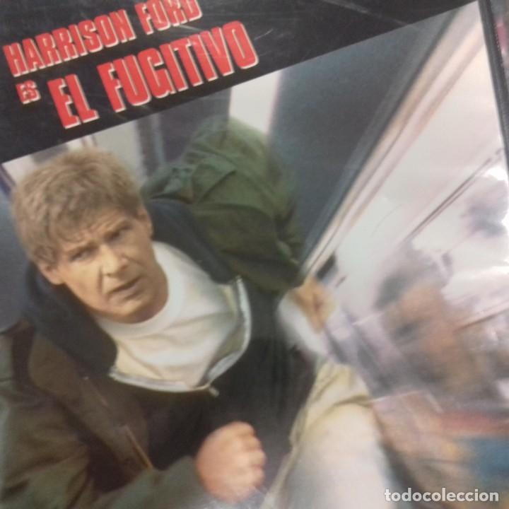 EL FUGITIVO HARRISON FORD (Cine - Películas - VHS)