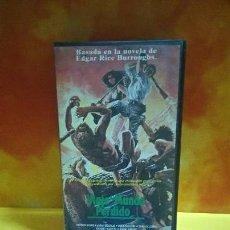 Cine: VIAJE AL MUNDO PERDIDO, CINTA VHS. Lote 151667986