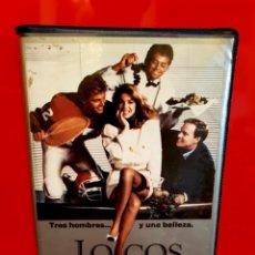 Cine: LOCOS POR TI (1989) - LORENZO DOMANI, CLAUDIA CHRISTIAN. Lote 151897170