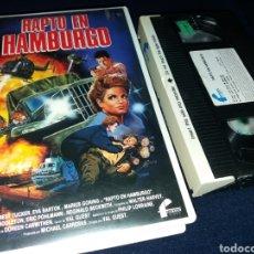 Cine: RAPTO EN HAMBURGO (BREAK IN THE CIRCLE ) 1955- VHS- DIR: VAL GUEST- DESCATALOGADA. Lote 151900985
