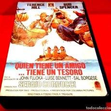 Cine: QUIEN TIENE UN AMIGO.... TIENE UN TESORO (1981) - CHI TROVA UN AMICO, TROVA UN TESORO. Lote 136765010