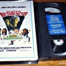 Cine: LA OTRA RESIDENCIA . JOSE LUIS LOPEZ VAZQUEZ - VHS. Lote 152061230