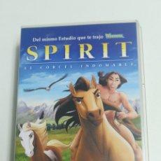 Cine: CIBTA VHS SPIRIT. Lote 152061569