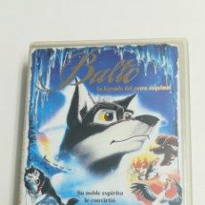 Cine: CINTA VHS BALTO, UNIVERSAL. Lote 152061602